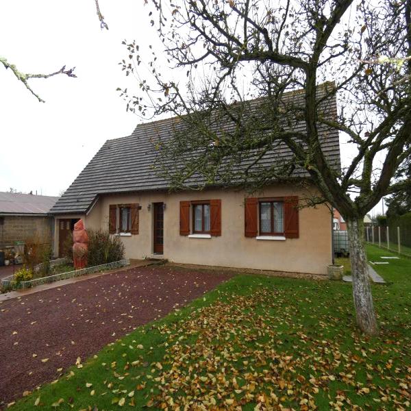 Offres de vente Maison La Haye-Malherbe 27400
